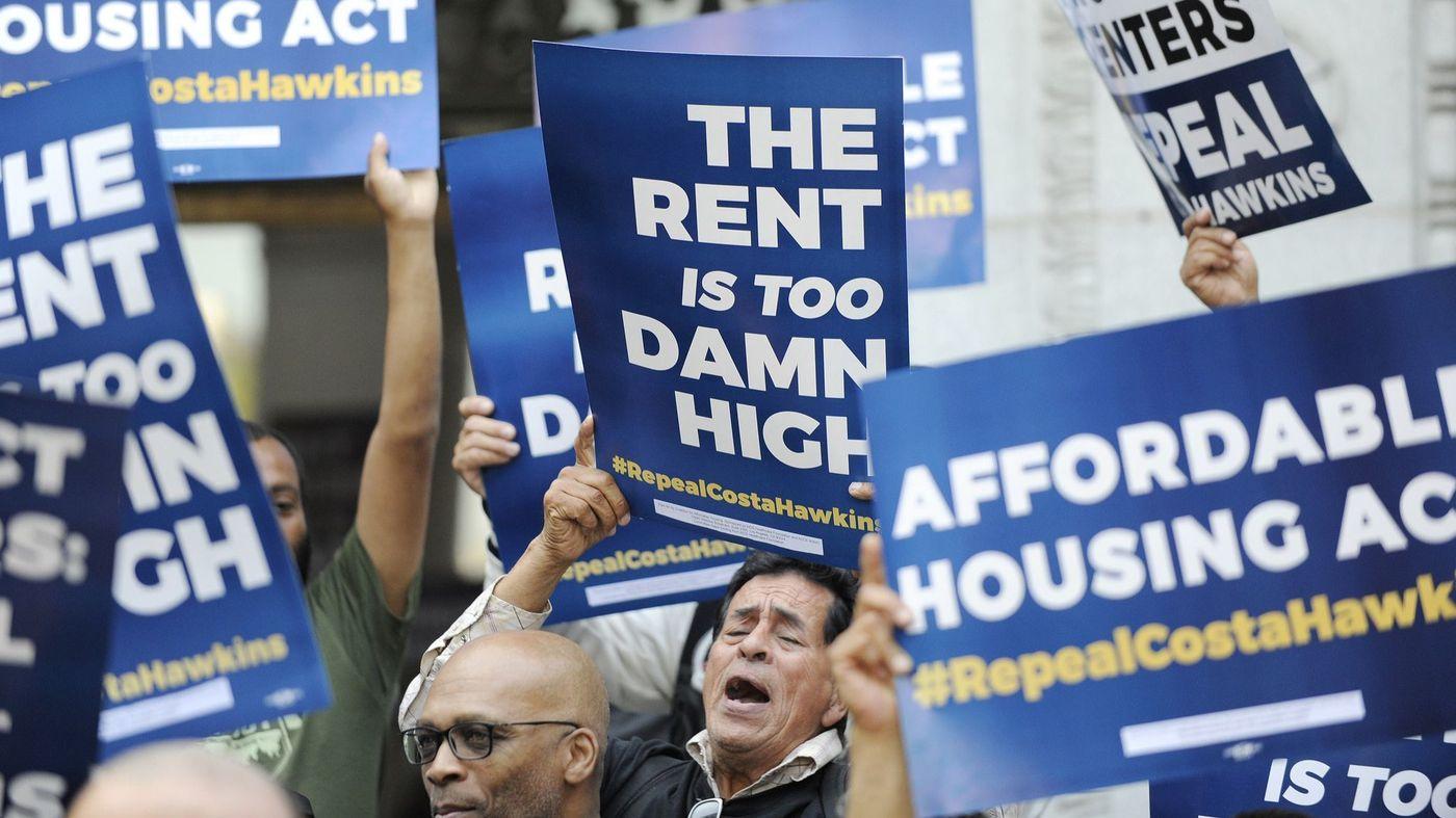 Local Rent Control Initiative Heats Up