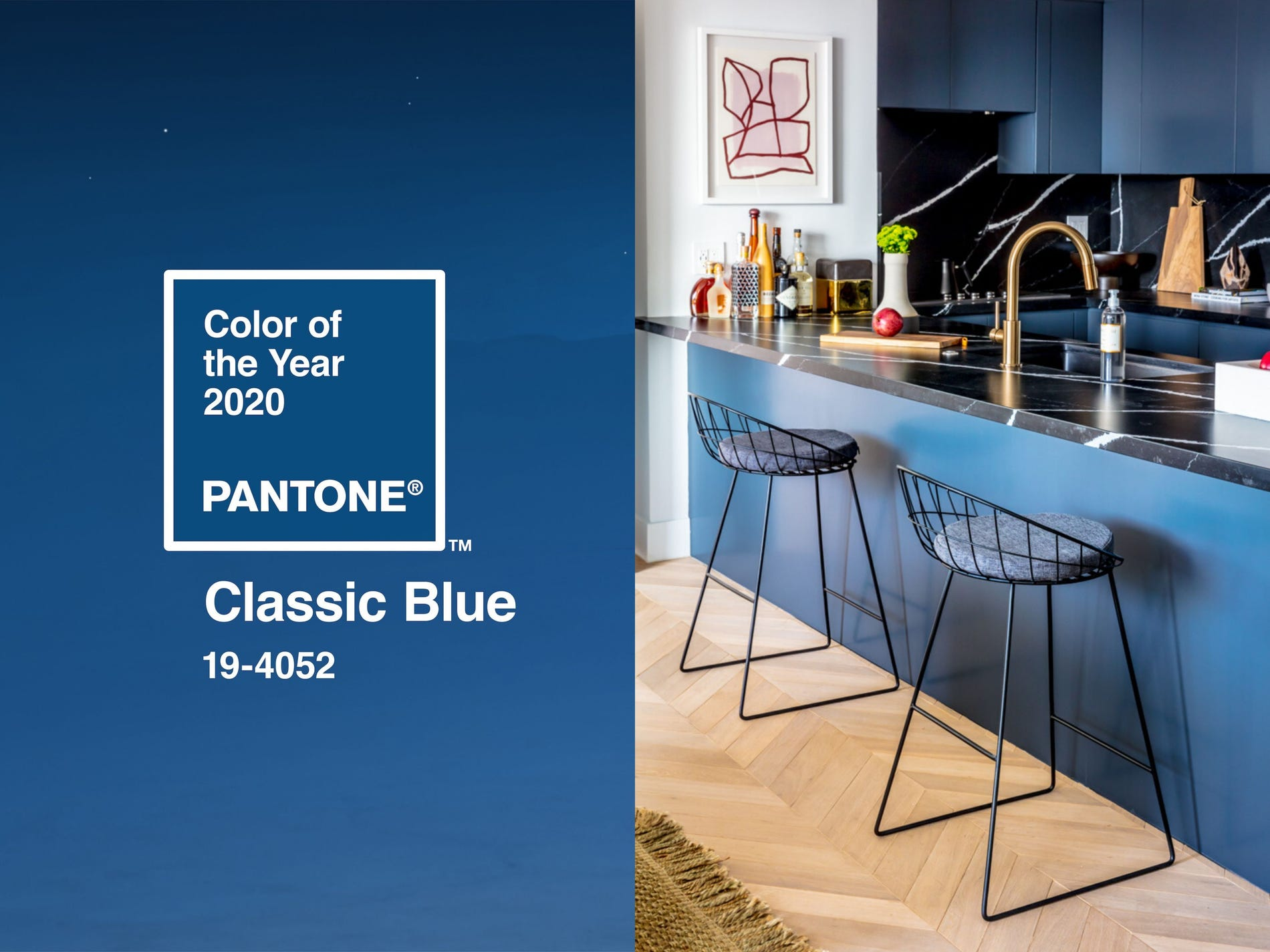 This image has an empty alt attribute; its file name is classicblue1.jpg